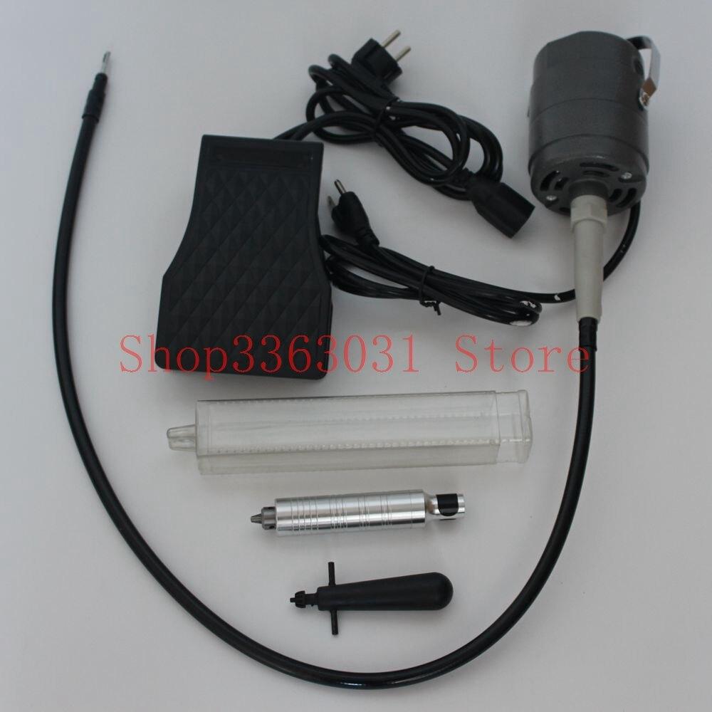 CC30 Flex arbre moteur orfèvre polissage moteur pour bijoux outils et équipement