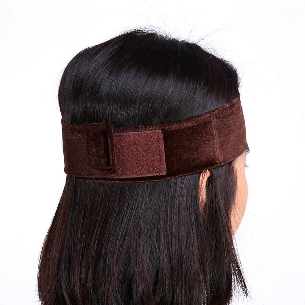 Регулируемый Вельветовая повязка для волос Удобная лента для волос красивый парик сцепление резинки для волос очаровательный милый парик оголовье аксессуары