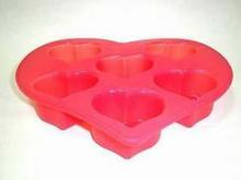 Форма для кексов REGENT INOX, SILICONE, 26,5*25,5*4 см