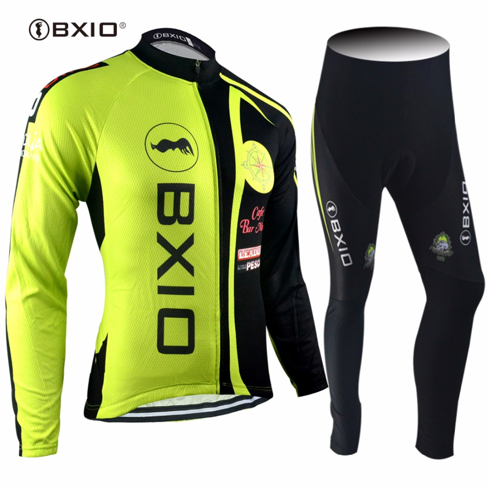 2017 New Arrival BXIO  Bicycle Jersey  Maillot Ciclismo Pro Team Bicycle Clothing   Long Sleeve Cycling Clothes 039 2017 new arrival bxio maillot ciclismo hombres cycling jersey mtb bike clothing long pro team autumn bicycle clothes bx 0109h095