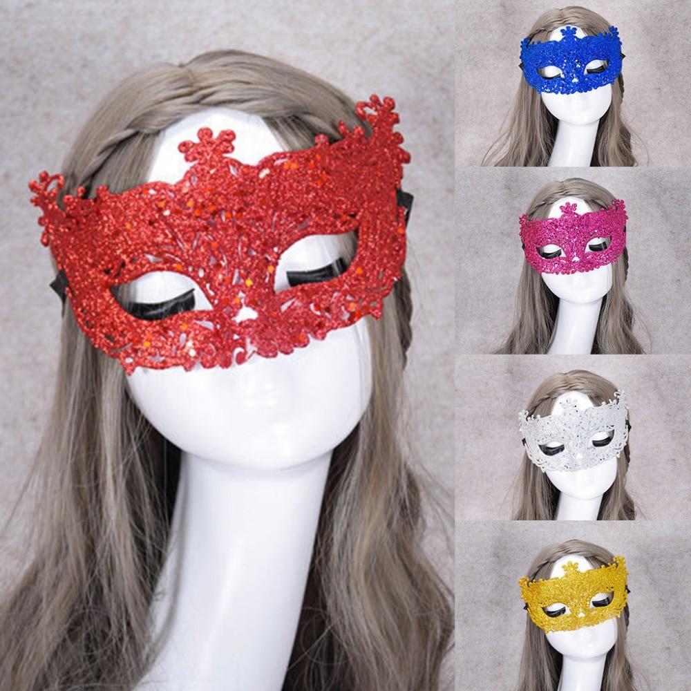 Carnival Mask Venetian Masquerade Masks Mardi Gras Party Costume Festival Party