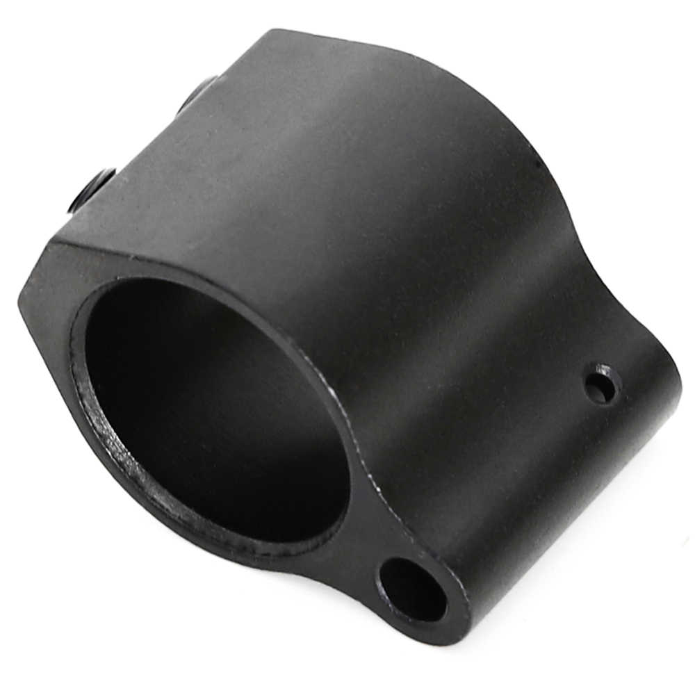 AR15 M4 Blocco del Gas A Basso profilo set 0.75 pollici Dia Vite Standard Barrel Micro Fucile Gas Block Con Rotolo di Spille caccia Accessori