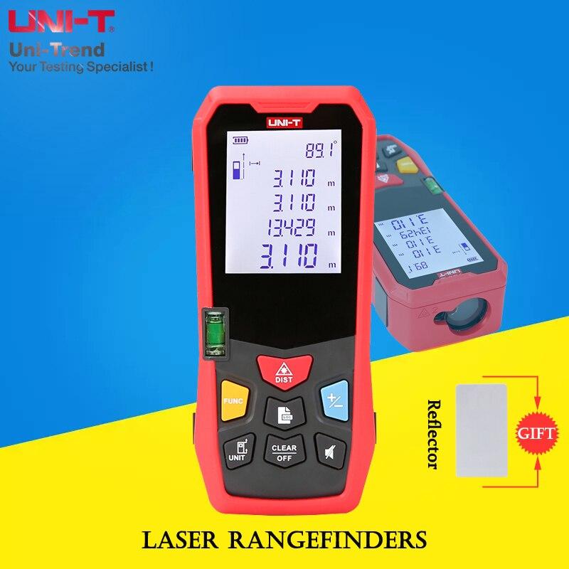 UNI T LM40 LM50 LM60 LM80 LM100 LM120 LM150 Laser Distance Meter; Infrared Measuring Instrument / Electronic Laser Ruler Laser Rangefinders     - title=