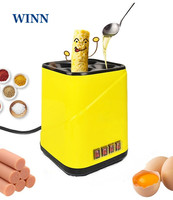 Egg Sausage Machine DIY Breakfast Automatic Egg Roll Maker Egg Boiler 4pcs Independent Switch 220V electric Cup Omelette maker