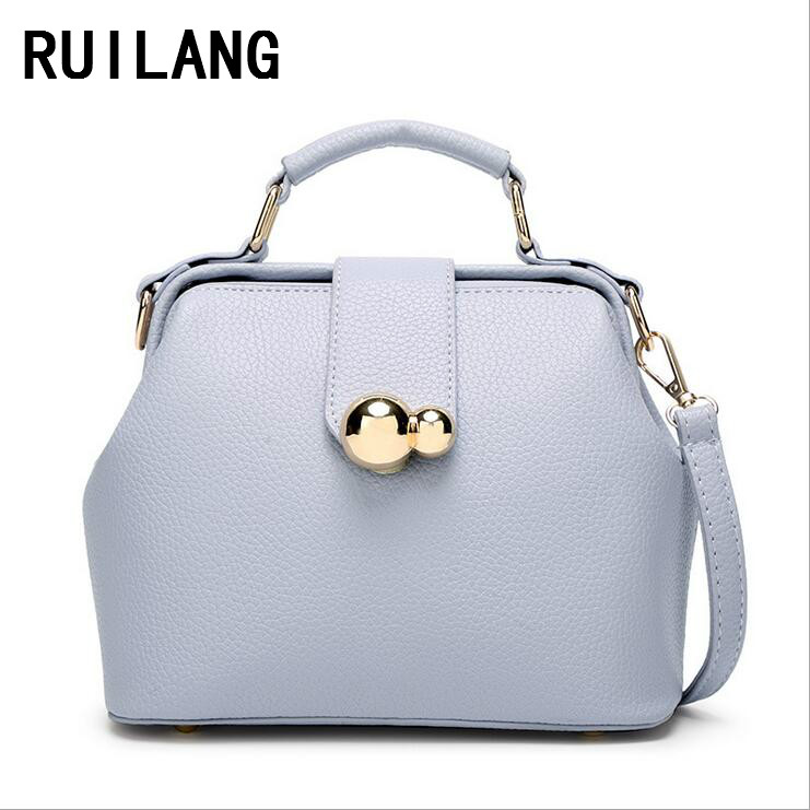 RUILANG NEW 2018 Women Designer Luxury Socialite Handbag Female PU Leather Shoulder Bag Ladies Crossbody Bag Fashion Hand Bag ...