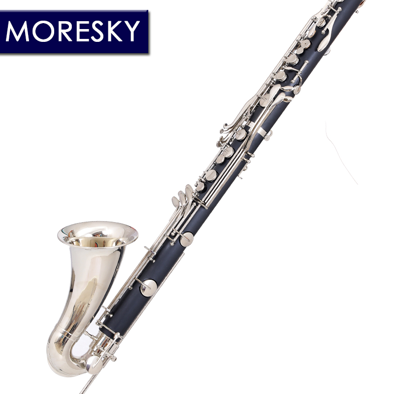 MORESKY clarinette basse clarinette professionnelle Lowc/LOWE air tombant B - 4