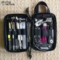 "Sports Hunting Pocket Organizer EDC Mini MOLLE Tactical Waist Packs 5"" Portable Phone Pouch Tool Bag Cordura Nylon, SBS Zipper"