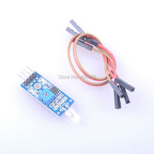 Photodiode Sensor Light Module 1 Channel Adjustable Digital Output 3.3V-5V for Arduino FZ0510
