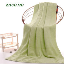 900g Super Absorbent bath towels for adults Beach bathroom luxury home spa Gym hotel 90*180cm Large green terry