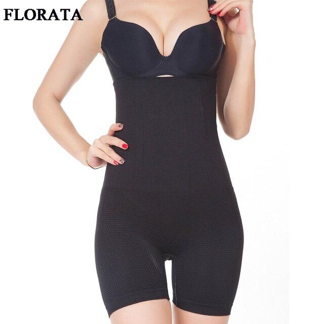 27b6d3e5af Women High Waist Slimming Tummy Shapewear Pants Shorts Body Shaper Briefs  Underwear Breathable