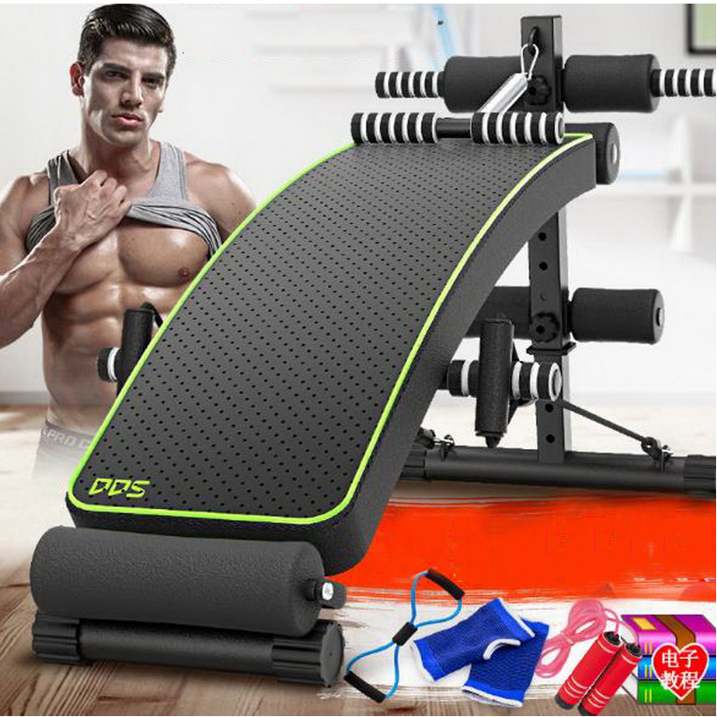 180613/Abdomen machine sit-ups fitness equipment home supine plate male abdominal exercise exercise equipment wave shape sit ups abdomenizer home fitness equipment multifunctional health web
