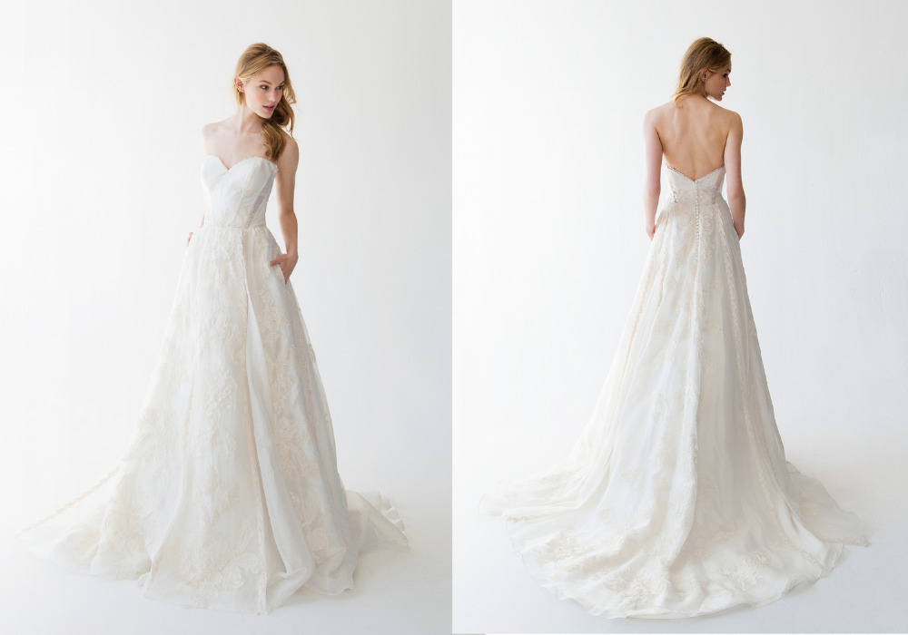 Robe Mariage 2016 New Cheap Kellyfaetanini Elegant