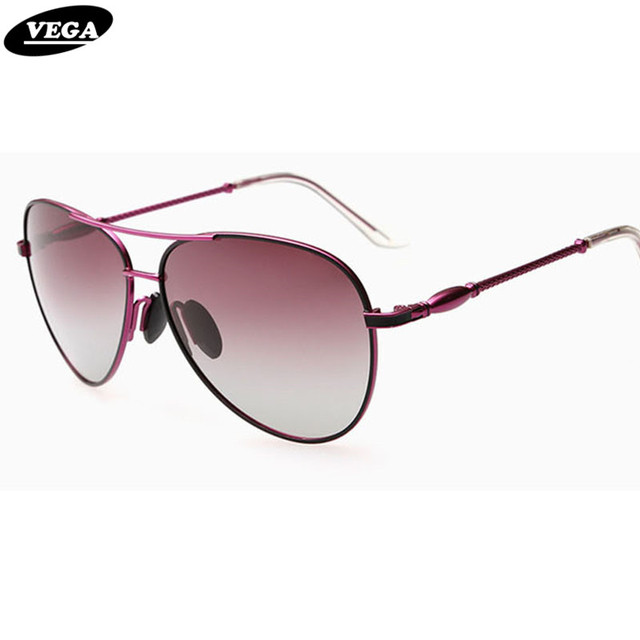 81d717ac16 VEGA Ladies Polarized Transition Sunglasses Women Popular Latest Stylish  Glasses Woman Stunner Shades 195