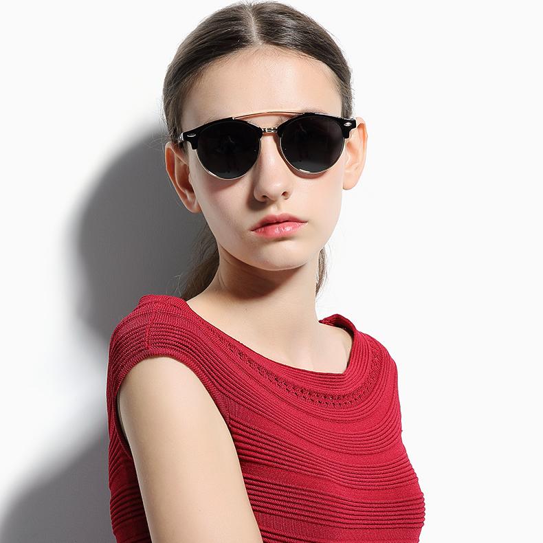 17 KINGSEVEN Retro Rivet Polarized Sunglasses Women Classic Brand Designer Sun glasses Eyewear Bridge Frame Oculos Gafas N7346 4