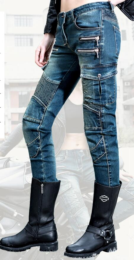 цена Free shipping Ms uglybros MOTORPOOL UBS11 jeans casual motorcycle riding pants Jeans locomotive jeans онлайн в 2017 году