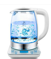 Electric kettle Intelligent insulation glass electric temperature milk modulator