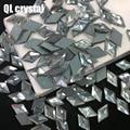 be410434fb4f QL cristal 12x18mm cristal popular DIY ropa shose bolsas pegamento en  flatbacks Cristal Diamantes de imitación