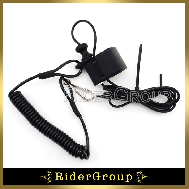 ATV Safety Tether Pull Kill Handle Switch For Eton Rascal