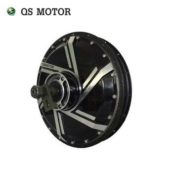 Motor de cubo de bicicleta eléctrica de alta velocidad 120KPH 8000W 273 50H V3 sin escobillas en el motor del cubo de la rueda