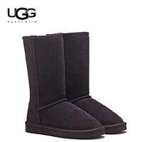 2019 UGG Boots 5815 Original Ugged Women Boots Classic Genuine Leather Fur Warm Shoes Women Uggings Australia Boots Women