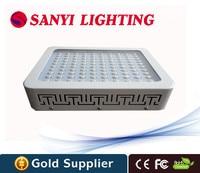 led grow light 300w high power 100x3w Full Spectrum R+B+W+O+UV+IR for indoor Greenhouse Medical Plants