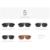 Merry's hombres clásicos de la marca de gafas de sol polarizadas de aluminio de lujo gafas de sol gafas de emi defensa coating lentes macho driving shades s'8506