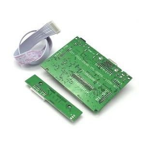 Image 5 - HDMI VGA 2AV LVDS ACC TTL Lcd Display Controller 50pin Driver Board for 7 inch 1024 x 600 LCD Monitor Raspberry pcduino T0845