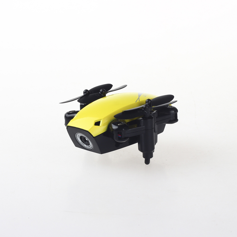 S9 S9W S9HW Foldable RC Mini Drone Pocket Drone Micro Drone RC Helicopter With HD Camera Altitude Hold Wifi FPV FSWB 3