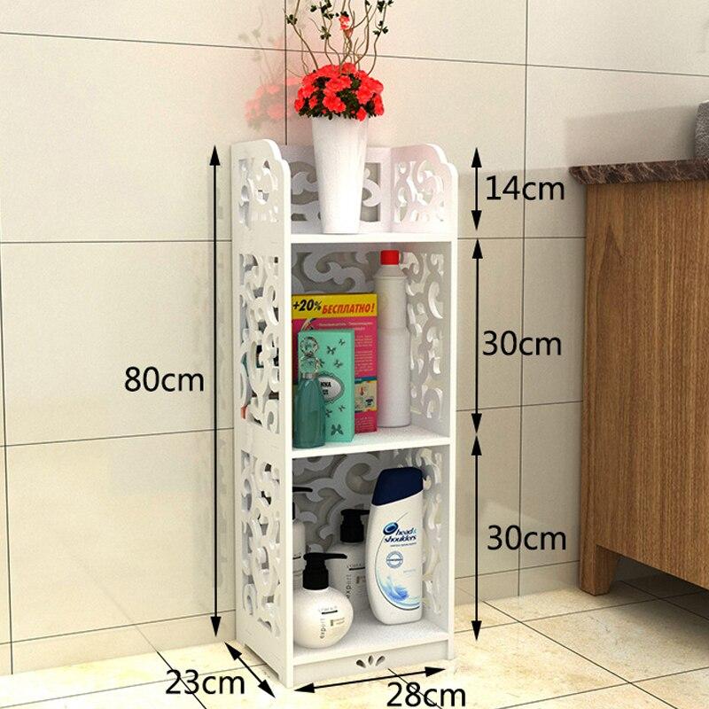 Все размеры Ванная комната полки для хранения туалетных принадлежностей растений обувь для хранения всякой всячины стойки Водонепроницае...