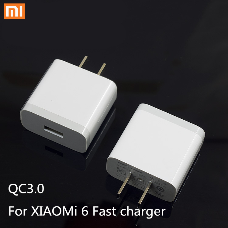 XIAOMI mi6 Charger mi 6 Original 5V/3A Usb Fast Charger Charge USB 3.1 type c Cable For Mi mix 2 2s max 2 a1 5 mi5 mi5s mix2s