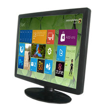 15 inch 15″ 5 Wire Resistive Touch monitor 1024×768 TFT LCD screen Desktop monitor Cashier monitor