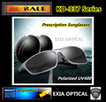 Men Sunglasses Polarized Optical Lenses Aluminum-magnesium Alloy Frame Fashion Sun Glasses EXIA OPTICAL KD-337