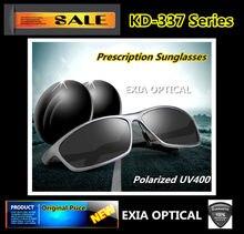 1d2895d0da Homens Óculos Polarizados Óculos de Alumínio-magnésio Liga Quadro Óculos de  Sol Da Moda Lentes Ópticas EXIA KD-337 ÓPTICA