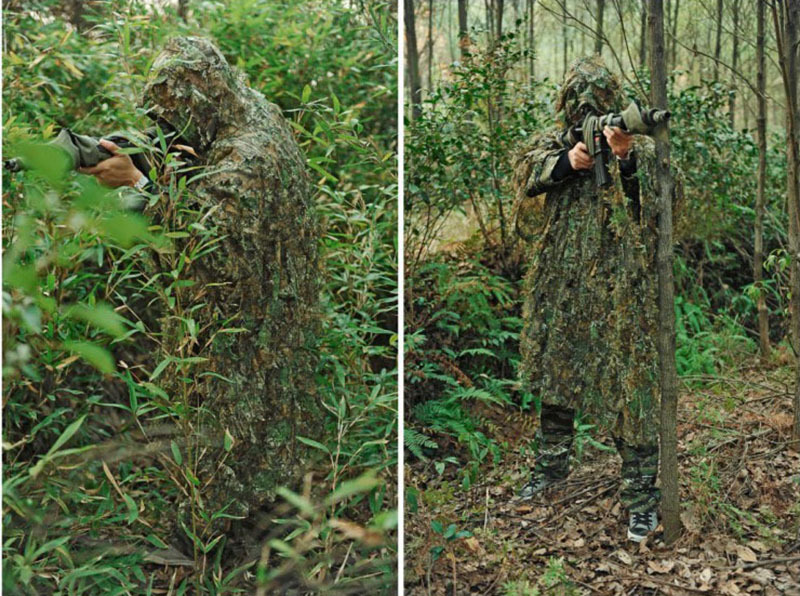 Cloak camouflage clothing Realtree camo cloak Outdoor Sport Hunting Birdwatching Poncho 3d Breathable Ghillie Suit for Hunter vinyl wraps decals camo nature realtree hunting game sticker for truck jeep size 1 50 30m roll