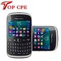 Reformado desbloqueado blackberry curve 9320 original teléfono móvil gps wifi gsm 3g del teléfono del envío libre