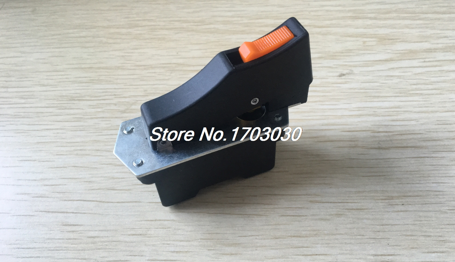 Cut off Machine off Lock Button Trigger Switch AC 250V 10A FA5-10/2W fa4 10 2db 10a 250v 5e4 power tool replacement dpst no lock on trigger switch mitre saw cutting machine 355 350 color randomly