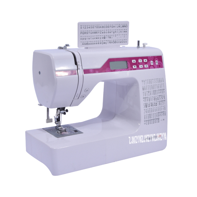 Industrial 200 Stitches Letter Symbol Embroidery Machine Household