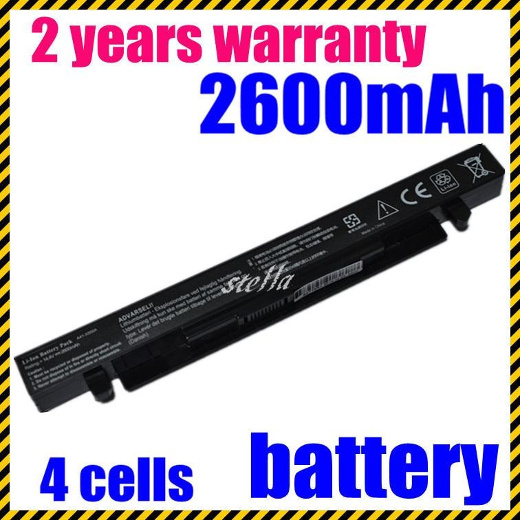 JIGU Battery For Asus A41-X550 A41-X550A A450 A550 F450 F550 F552 K550 P450 P550 R409 R510 X450 X550 X550C X550A X550CA for asus x550 x550v x550c c a550 x450 y581c palmrest c shell