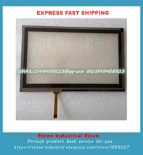 New HLD TP 1518 GPS Touch Glass 172*110 173*109 7.2 Inch Touch Screen