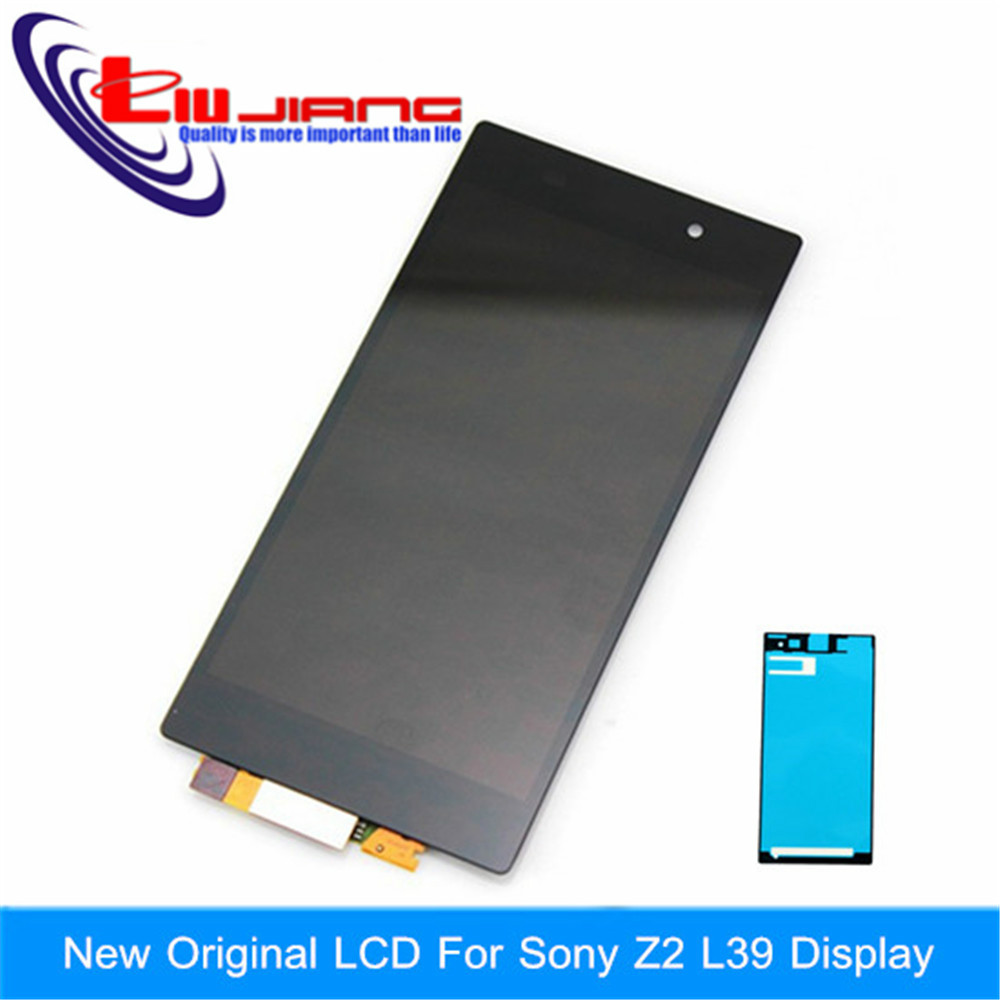 ФОТО Original For Sony Xperia Z1 lcd L39 L39H C6902 C6903 LCD display Touch Screen Digitizer Assembly Pantalla + Adhesive + Tools