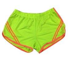 Summer Sports Women Shorts Leisure Elastic Waist Women Shorts Female