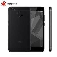 Original Xiaomi Redmi 4X Pro 3GB 32GB Smartphone 4100mAh Snapdragon 435 Octa Core 4G LTE 5.0 Inch 13.0MP Fingerprint Cell Phone
