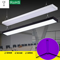 Office LED lamp droplight office lighting fluorescent lamp LED messenger wire light can splice office study engineering