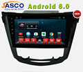 "Jasco 10"" Android 6.0 In Dash Car DVD Player GPS Navigation for Nissan Qashqai X-Trail 2014 2015 RDS Radio 3G Audio Video Stereo"