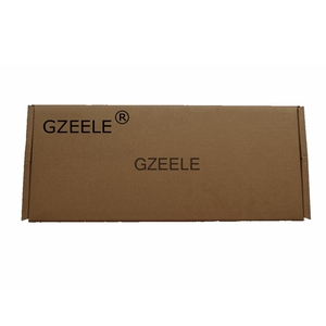 """Image 3 - GZEELE new for Dell Alienware M14X R1 R2 14"""" Palmrest Cover touchpad upper case Assembly 3JV63 R1W3W topcase keyboard bezel CASE"""