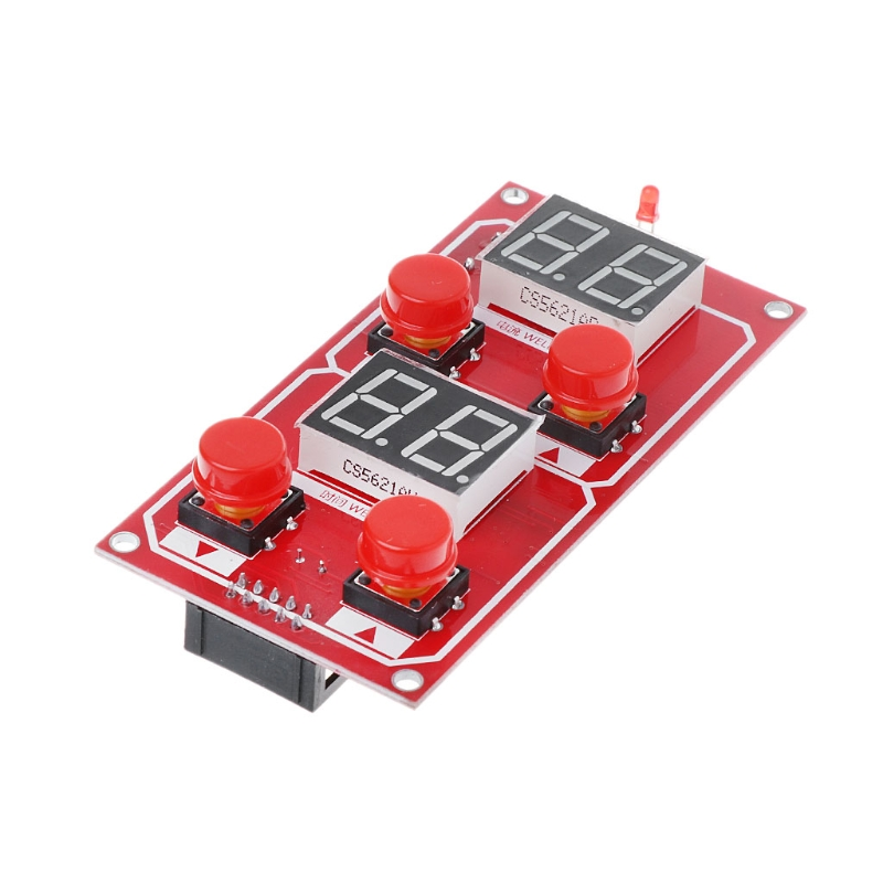 Audio & Video Replacement Parts Sincere Ny-d04 Diy Spot Welding Machine Transformer Controller Control Panel Board Adjust Time Current Digital Display Buzzer Led Pulse Circuits