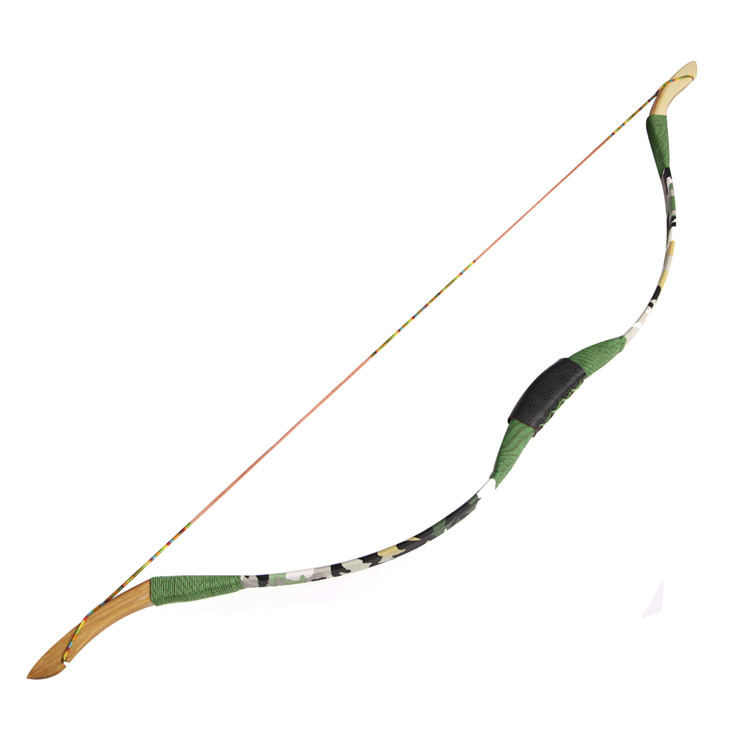 Free shipping Kids recurve bow for training wood laminated handmade bow for children archery shooting