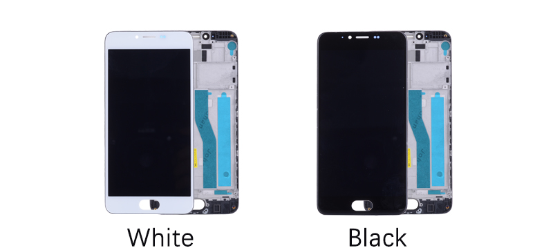 5.2 Original  LCD For MEIZU M5 Display Touch Screen Digitizer with Frame M611H Display Module For MEIZU M5 LCD Replacement (8)