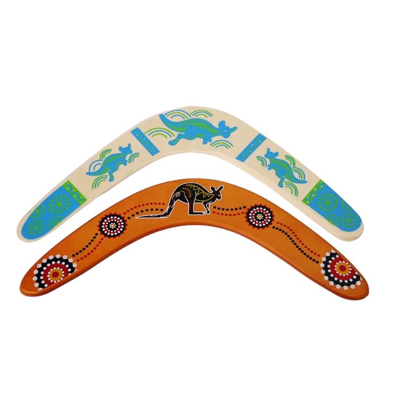 Nouveau kangourou retour en forme de V Boomerang volant disque lancer attraper jeu de plein air vente chaudeNouveau kangourou retour en forme de V Boomerang volant disque lancer attraper jeu de plein air vente chaude