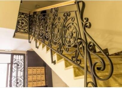Ringhiera delle scale di disegno balaustra componenti cast ringhiera in ferro disegniRinghiera delle scale di disegno balaustra componenti cast ringhiera in ferro disegni
